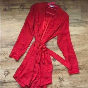 Portofino shirt dress